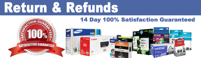Return & Refunds