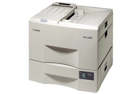 Canon FAX L800 Printer
