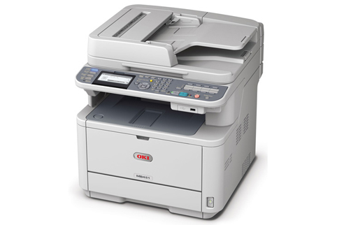 OKI MB451W Printer
