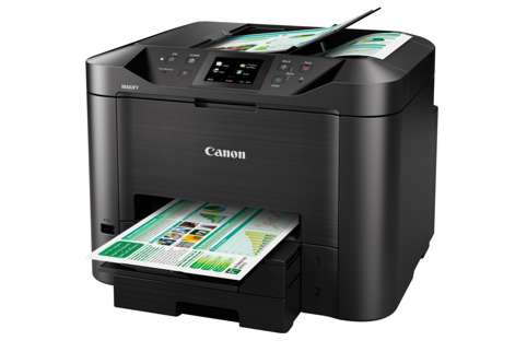 Canon MB5460 Printer