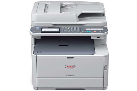 OKI MC562DN Printer