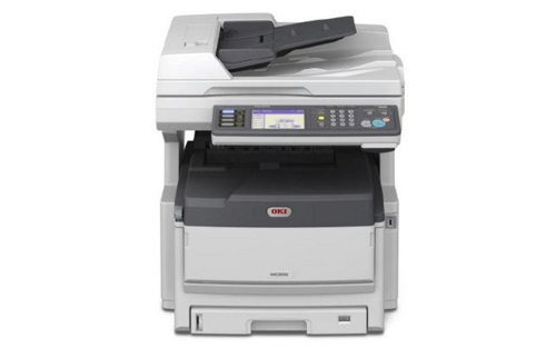 OKI MC852 Printer