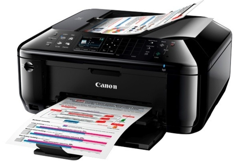 Canon MX516 Printer