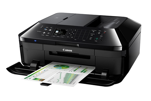 Canon MX726 Printer