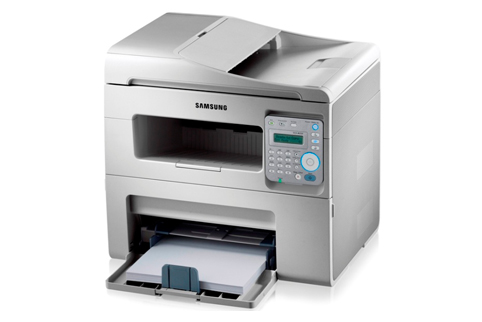 Samsung SCX4655FN Printer