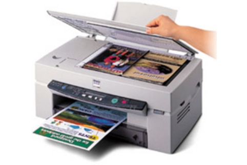 Epson STYLUS Scan 2500 Printer