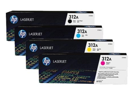 Hp 312a Laserjet Pro M476dw Mfp Toner Cartridge Genuine Ink Channel Australia S