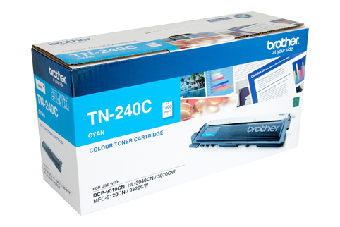 Brother MFC9325CW Cyan Toner Cartridge (Genuine)
