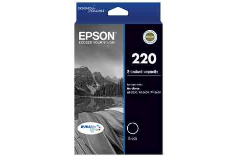 Epson XP-420 High Yield Ink Value Pack (Genuine)