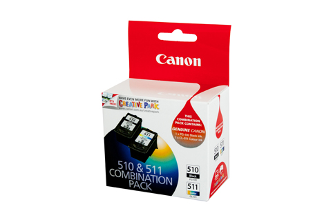 Canon MP282 Twin Pack (Genuine)