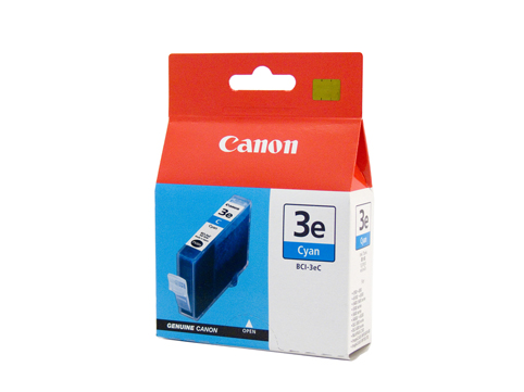 Canon i550 Cyan Ink Tank (Genuine)