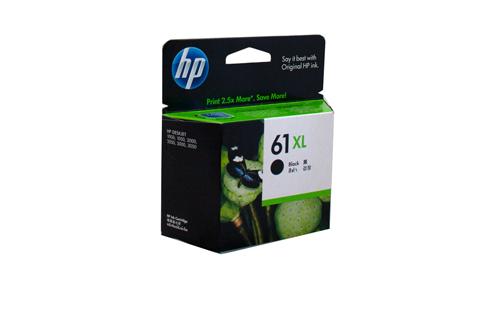 HP #61 Officejet 4630 Black Ink (Genuine)