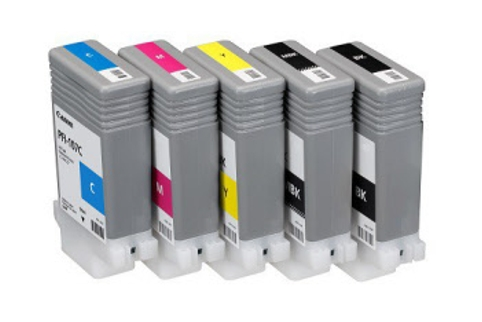 Canon IPF670 Ink Pack (Genuine)