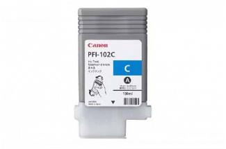 Canon IPF610 Cyan Ink (Genuine)