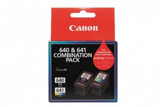 Canon PG640 CL641 MX526 Combo Pack (Genuine)