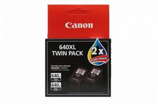 Canon MX456 Black Ink Twin Pack (Genuine)